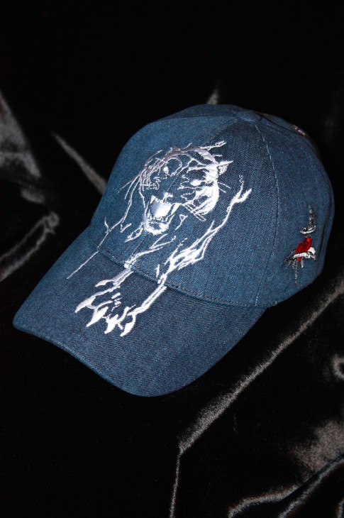 Cap Black Panther - Blue Jeans 583e2827158